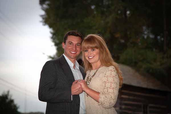 Mr. and Mrs. Stephen and Tiffani Schmidt