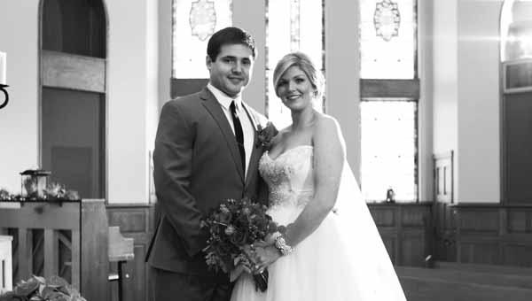 Mr. and Mrs. Zachary and Julea Swindall