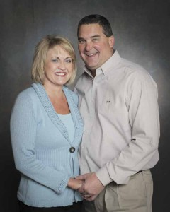 Freida Pinckard and Wynn Grimes