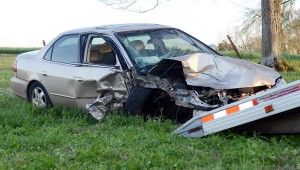 An accident occurred on E Troy Street, Brundidge around 5:30 yesterday afternoon. According to Brundidge police, Faith Morris, 27, was in her car when it bumped into the left rear end of a white Ford F250. She appeared to have tried to avoid the collision but failed to stop the car. Morris escaped out of the moving vehicle. Her tan Honda, unoccupied, ran for about 200 yards before it crashed into a fence and stropped. Morris did not appear to have external injuries, according to authorities.