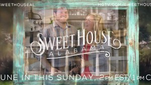 Shaunna West, owner of Perfectly Imperfect in Downtown Troy, and her husband, Matt, will be debuted on HGTV Sunday, May 3 on Sweet House Alabama. The pilot episode will air at 1 p.m.