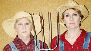 """Messenger PHoto/Jaine Treadwell Sisters Pat and Geraldine and friends will be featured in the """"Country Comes to town country and gospel music concert at Studio 116 in Brundidge."""