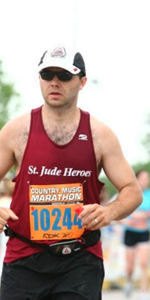 Chief Technology Officer for Troy University Greg Price entered competitive racing at the age of 14 and has run several marathons and treks. Price is currently training to compete in the United States of America Track and Field Endurance Championships being held this fall in Cleveland, Ohio. SUBMITTED PHOTO