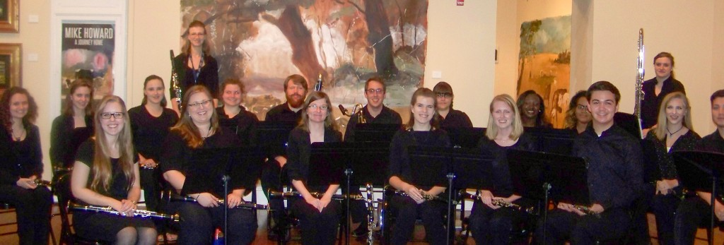 The Troy University Clarinet Choir performed at the Troy Music Study Club on Monday, March 28. The program was coordinated by Amanda Ford. Dovie Cutchen, Lyndia Dew, Joyce Dix and Melanie Hawkins were the hosts.