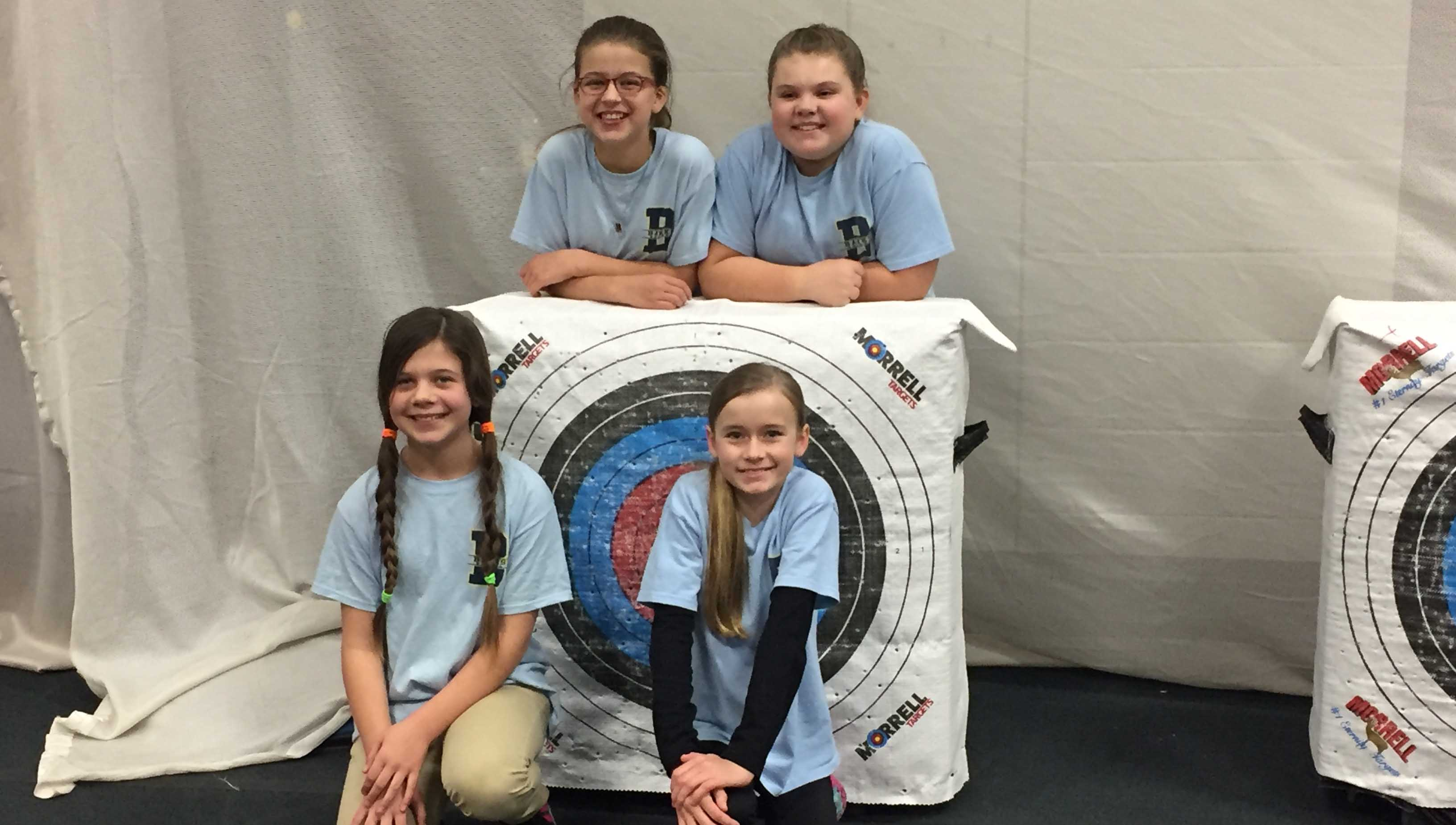 submitted Photo The Banks School participated in the Troy's January Jam Archery Tournament last weekend. They will participate in the regional tournament beginning on February 9.